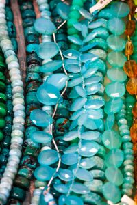 Beautiful Gemstone Strands
